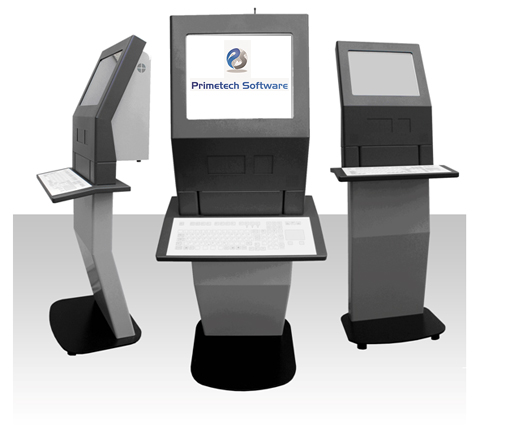 KIOSK Management Software India